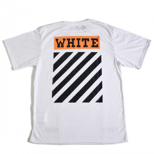 Off-White Orange Box Logo Tee [HOP Batch]